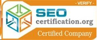 seo certification logo of samskriti solutions