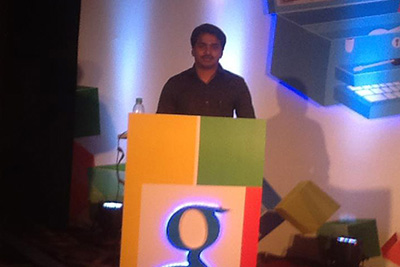 Google Engage for Agencies Event at Westin ballroom, Hyderabad