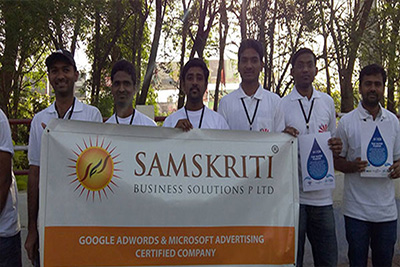 Samskriti Business Solutions Team