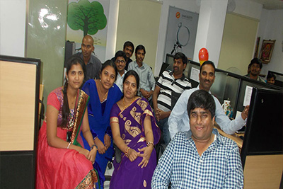 New Year Celebrations - Samskriti Business Solutions Celebrates its New Year