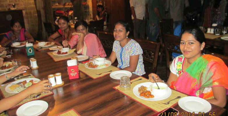 Anniversary Celebrations @ SJ Palate