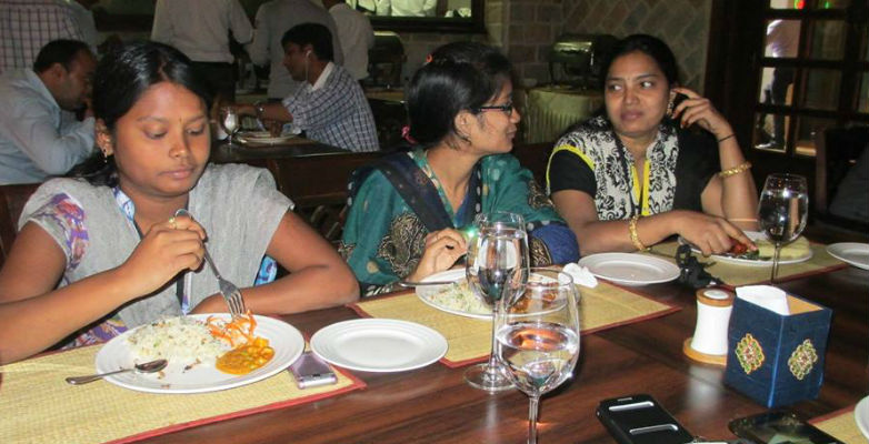 Samskriti Business Solutions 6th Anniversary Celebrations @ SJ Palate