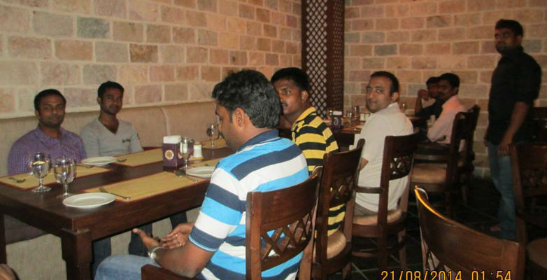 6th Anniversary Celebrations @ SJ Palate