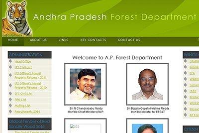 A.P Forest Dept