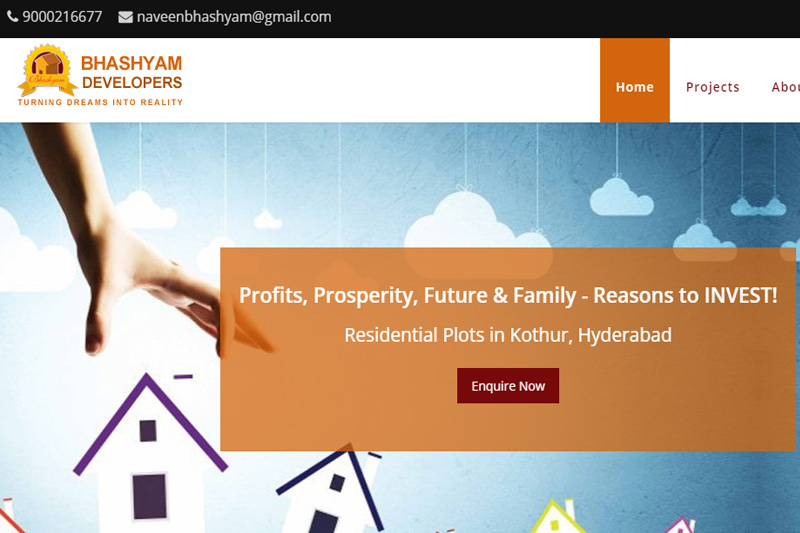 Bhashyam Developers