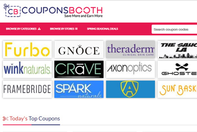 Coupons Booth