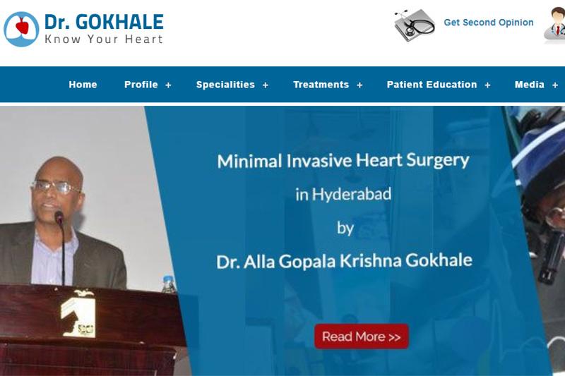 Dr. Gokhale