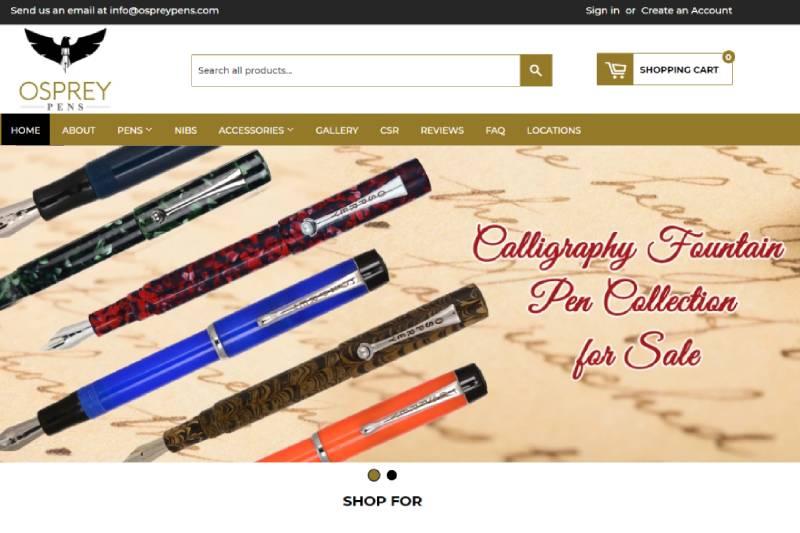 Osprey Pens