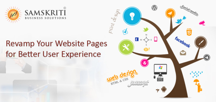 Revamp Your Website Pages for Better User Experience