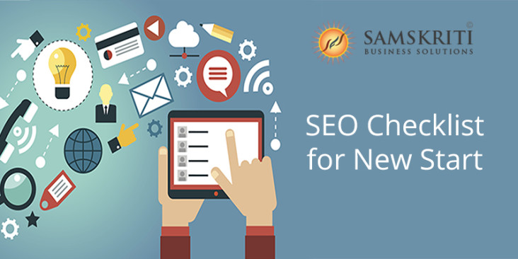 SEO Checklist for New Start-up Websites 2017
