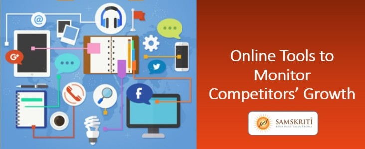 Online Tools to Monitor Competitor - Samskriti