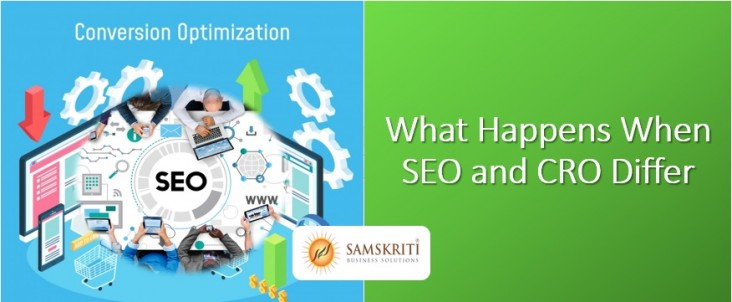 SEO and CRO - Samskriti
