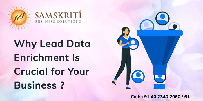 lead data enrichment companies in hyderabad