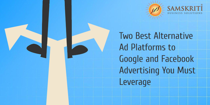 Alternative ad platforms other than Google Ads
