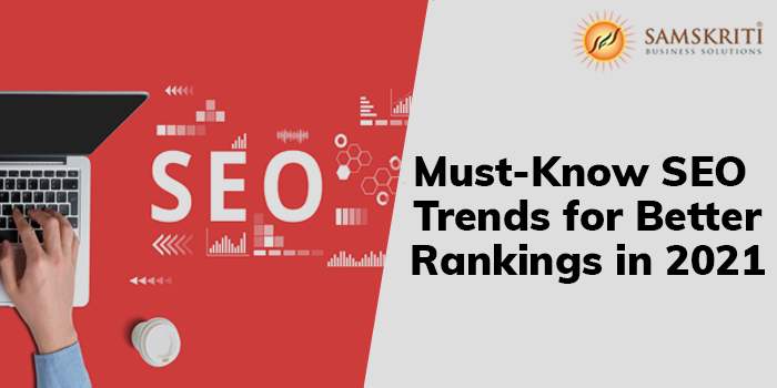 Must know SEO trends 2021