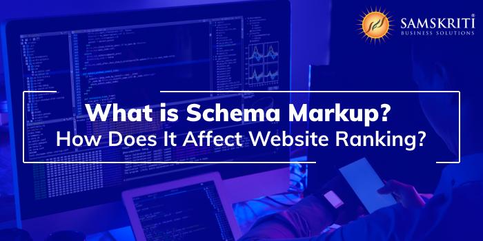 Google Schema Markup Online Marketing Service in Hyderabad