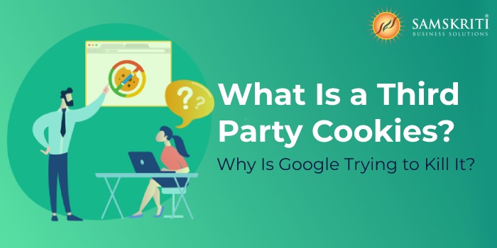 Google stops using third party cookies