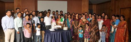 Samskriti Business Solutions Fourth Anniversary Celebrations @ Leonia